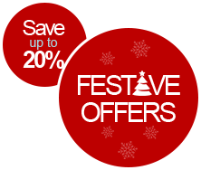 View our double glazing offers - with up to 20% off
