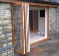 New Wave uPVC patio doors