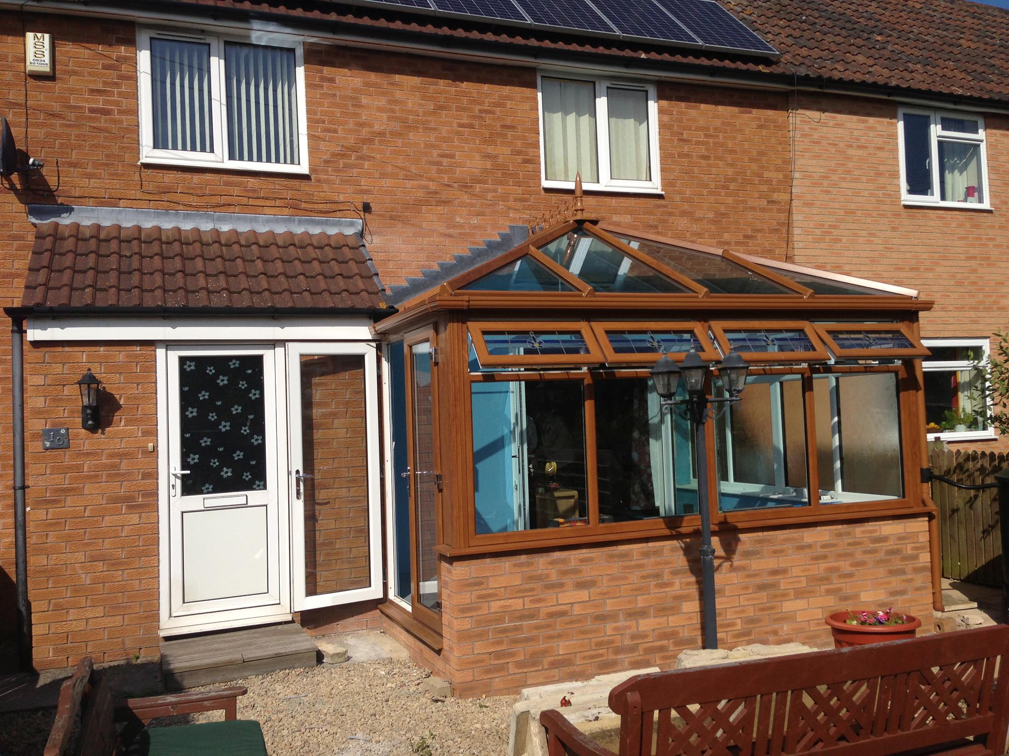 Building A Conservatory Building Regulations